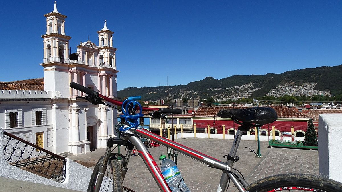San Cristóbal de las Casas Radtour