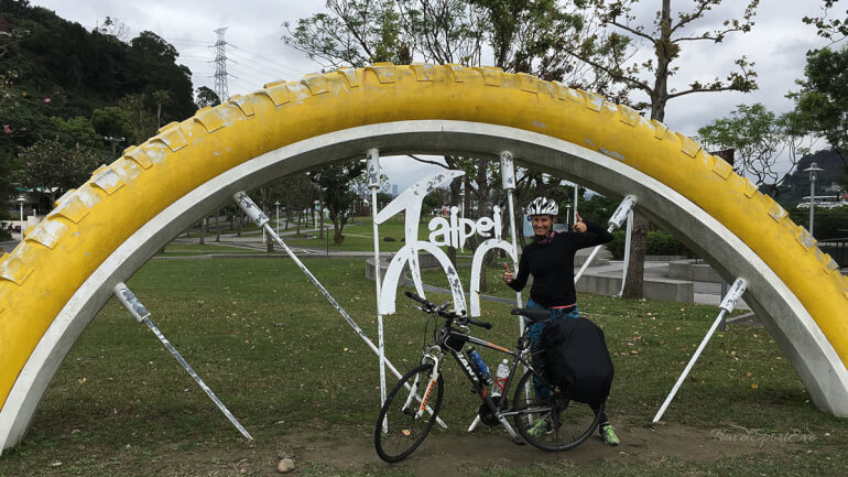 Südostasien Rundreise Taiwan Radfahren
