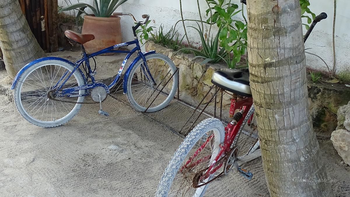 Isla Holbox Fahrrad