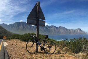 Garden Route Südafrika Radreise Gordons Bay