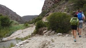 Garden Route Südafrika Radreise Montagu