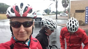 Garden Route Südafrika Radreise Pause
