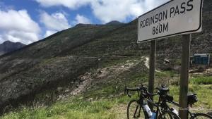 Garden Route Südafrika Radreise Robinson Pass