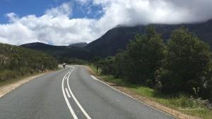 Garden Route Südafrika Radreise Strasse