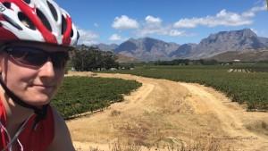 Garden Route Südafrika Radreise Worchester