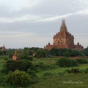 Myanmar Bilder Bagan Tempel