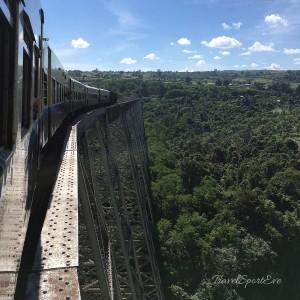 Myanmar Bilder Hsipaw Viadukt