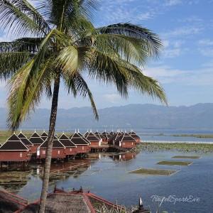 Myanmar Bilder Inle Lake Hotel