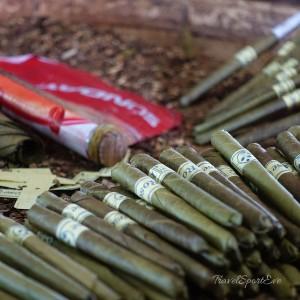 Myanmar Bilder Inle Lake Zigarren