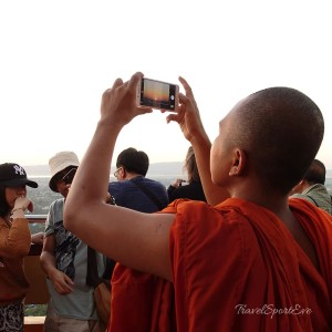 Myanmar Bilder Mandalay Mandalay Hill