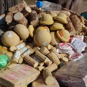 Myanmar Bilder Mandalay Thanaka