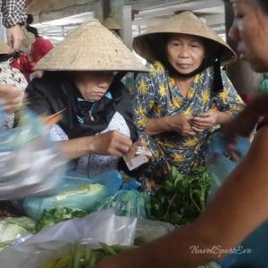 Vietnam Bilder Hoi An Market
