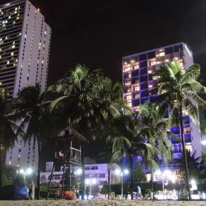 Vietnam Bilder Nha Trang nachts