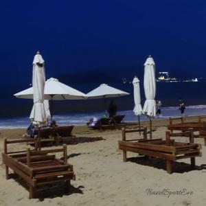 Vietnam Bilder Nha Trang Strand