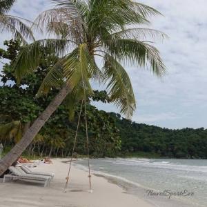 Vietnam Bilder Phu Quoc Bao Paolo Beach