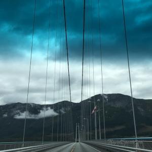 Norwegen Bilder Brücke