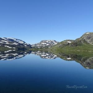 Norwegen Bilder Haukefjell