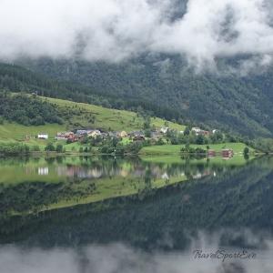 Norwegen Bilder Fjorde